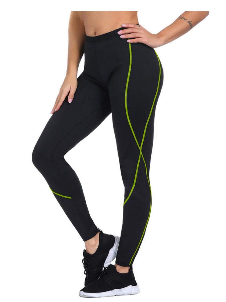 pantaloni de slăbire de înaltă talie